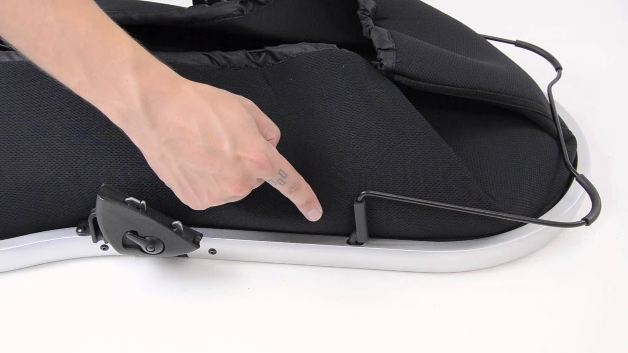 Vibe Verve Attaching The Carrycot Instructions Phil Teds