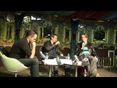 [Imaginales 2013] Entretien avec Alastair Reynolds