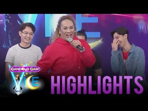 Gandang Gabi Vice Pre-Show: Negi introduces tonight's contestants