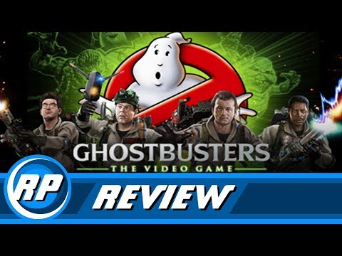 Ghostbusters: The Video Game Review - Xbox 360 (Recommended Playing)