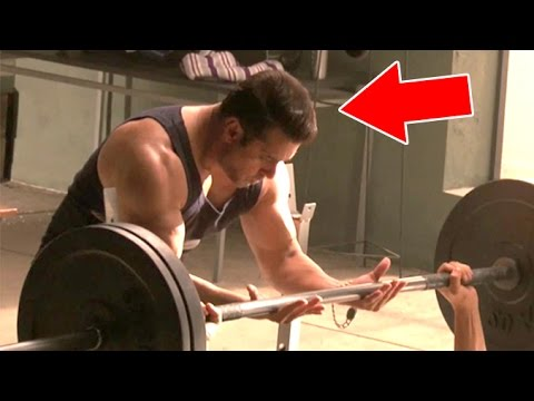 Salman Khan Gym Body Building Workout For SULTAN - Leaked
