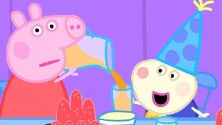 Peppa Pig Full Episodes   Juice, Sauce, Little Bit of Peppa   Kids Videos