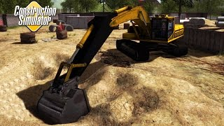 Construction Simulator 2016 - I DIG