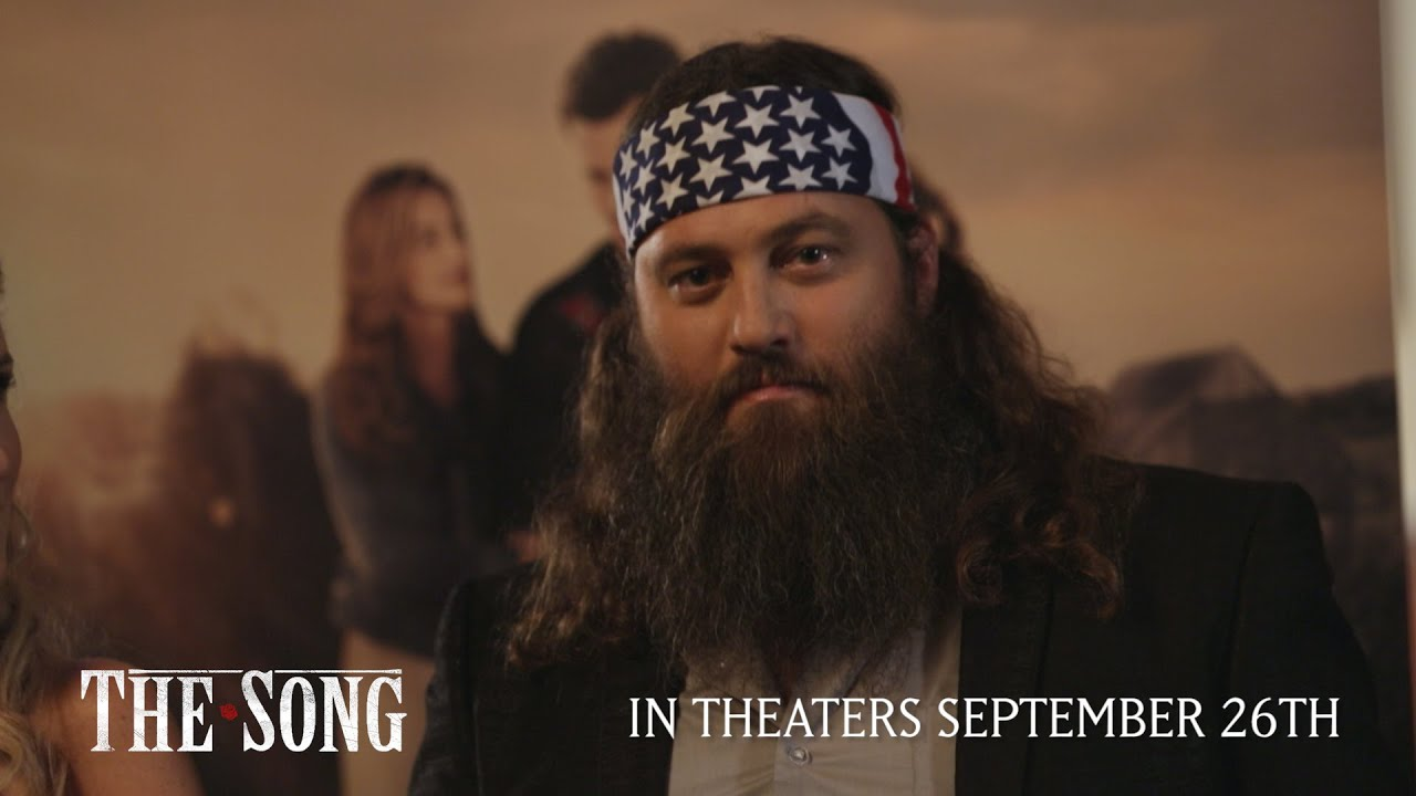 """Willie Robertson """"You'll have a 'good night' with this movie - Now on DVD and Digital"""