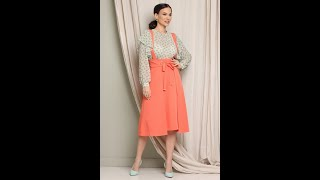 Комплект женский Мода Юрс модель 2646 persik