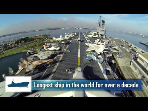 USS Midway Museum with Skip-the-Line Entry - Video
