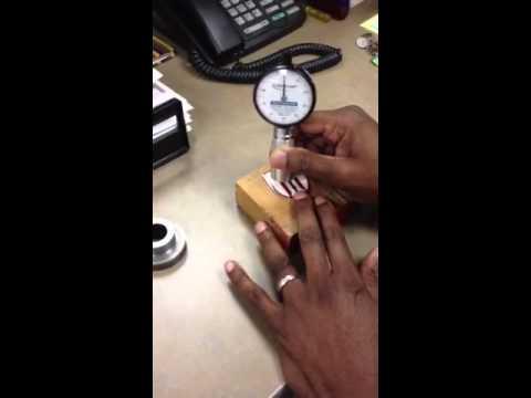 Durometer Testing Video