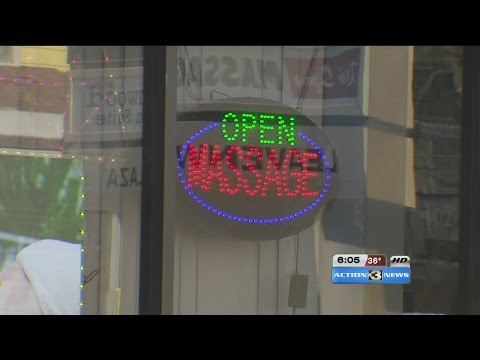 Neighbors Concerned About New Massage Parlor's Questionable Activities
