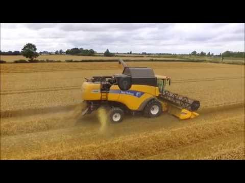 Harvest 2016 Athy Co Kildare