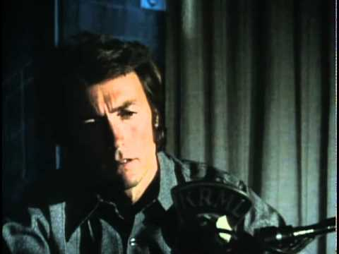 Play Misty for Me Official Trailer #1 - Clint Eastwood Movie (1971) HD