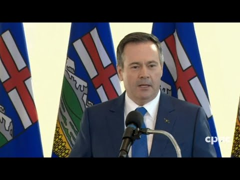 Alberta Premier Jason Kenney on cancellation of Teck Frontier mine, Alberta court carbon tax ruling