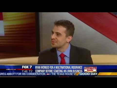 Ryan Levesque - TV Interview - FOX 7