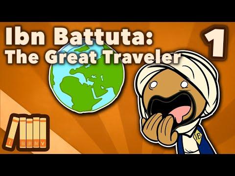 Ibn Battuta - The Great Traveler - Extra History - #1