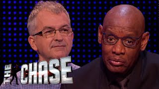 The Chase | Eugene's Solo £7,000 Final Chase With The Dark Destroyer
