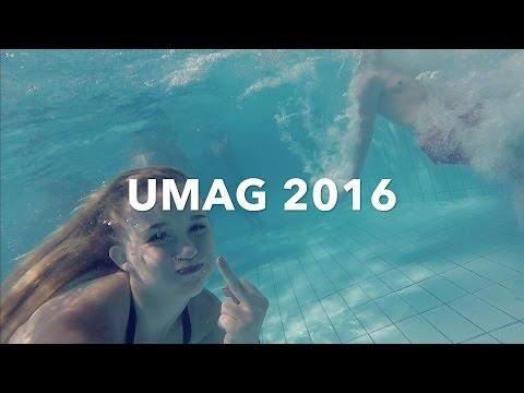 UMAG 2016 (ONLY AVAILABLE ON COMPUTER)