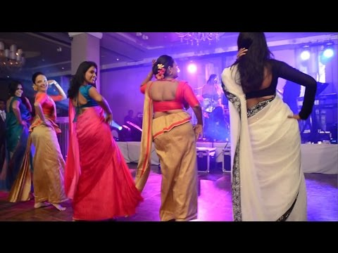 Surprise Dance Act - Wedding of Nuwan & Upex - (Sri Lankan Wedding Dance)