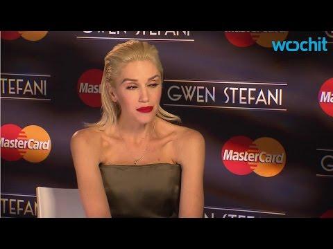 Gwen Stefani Tears Up While Recalling Heartbreak