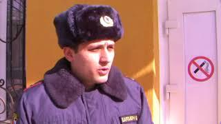 Обучение к правилам пожарной безопасности в ЦДП г  Куса