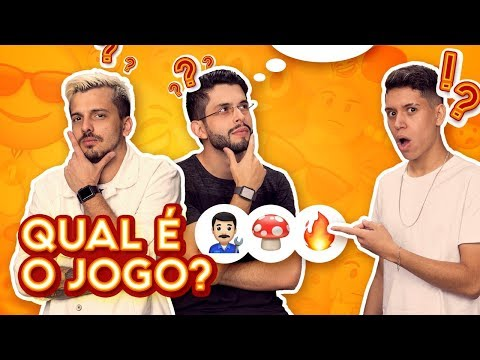 DESCUBRA O JOGO - DESAFIO DO GAME COM EMOJI