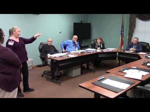 Champlain Town Board Meeting  4-9-19
