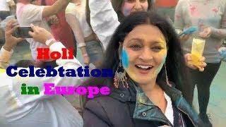 Holi Vlog Amstelveen Netherlands Holi Celebration, Pooja's Kitchen Desi In Europe