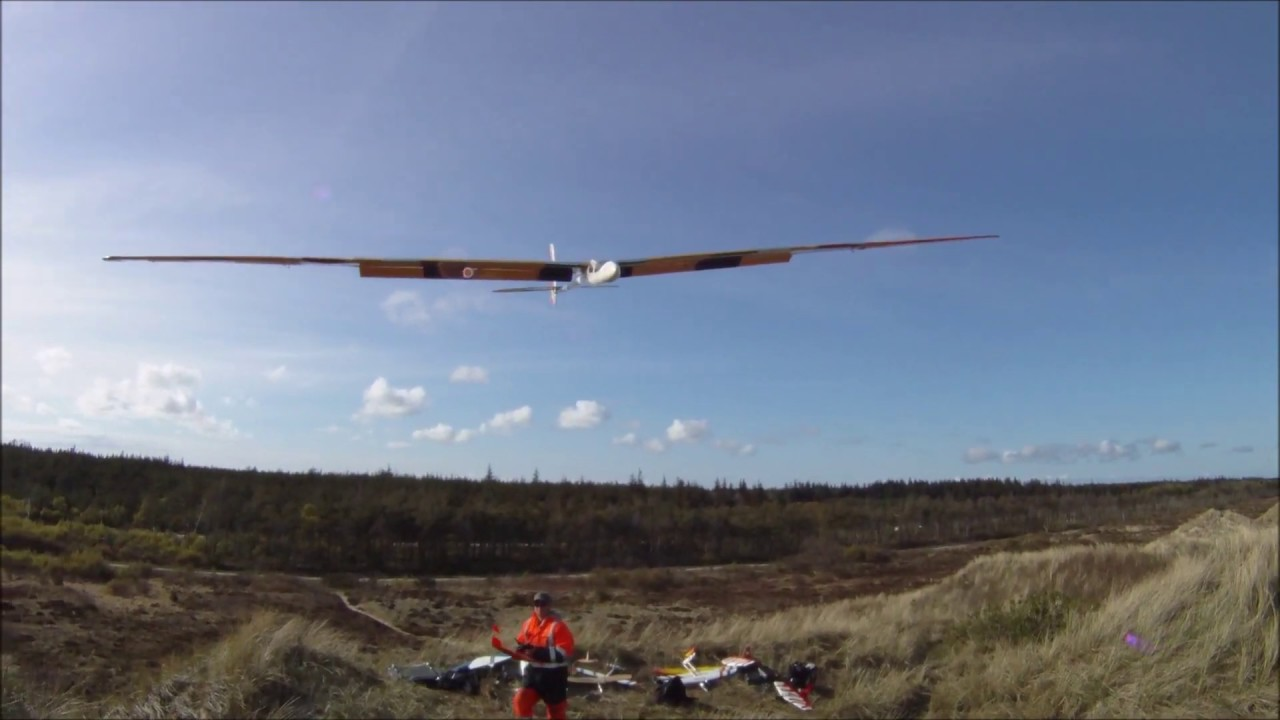 Who says flying thermal soarers is boring? | Model Flying