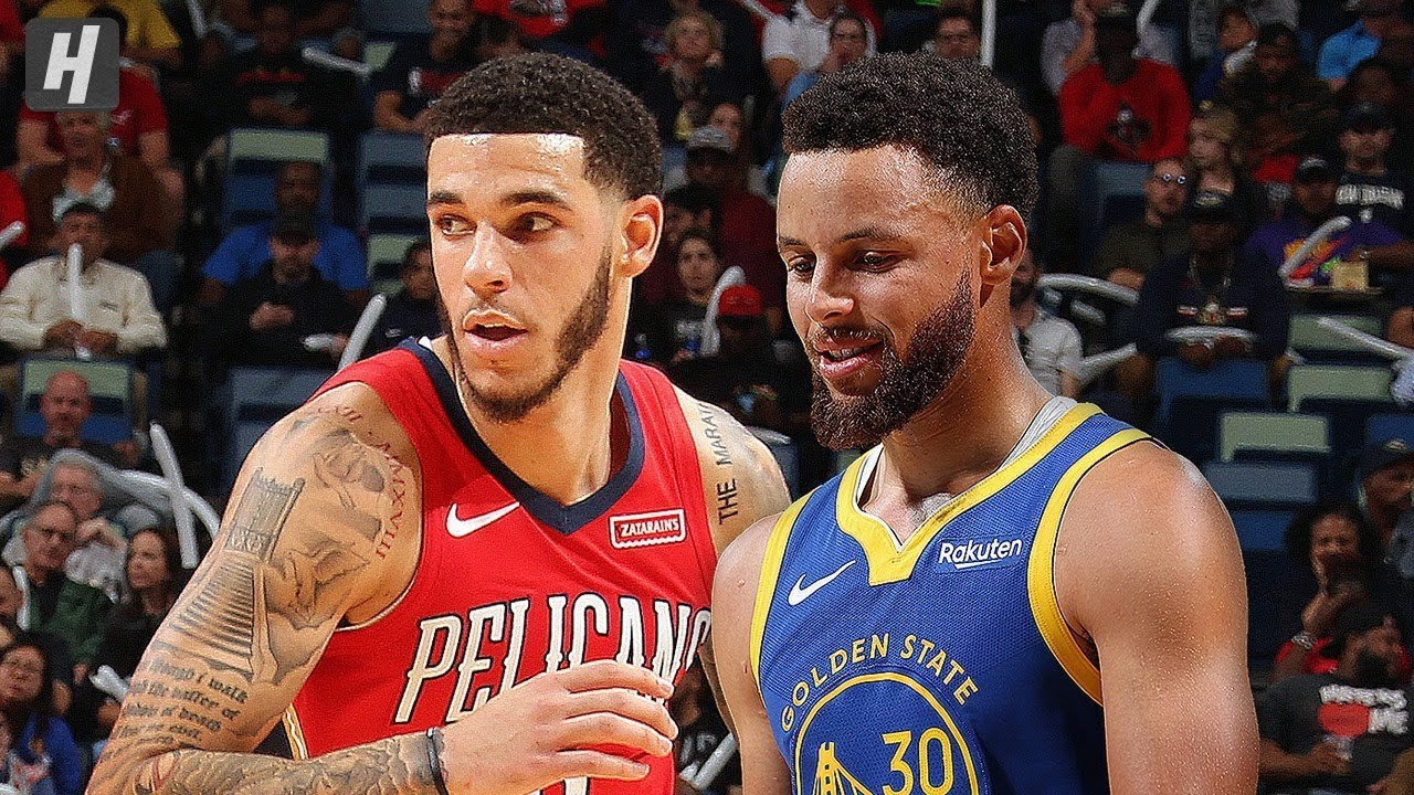 Golden State Warriors Vs New Orleans Pelicans Full Highlights