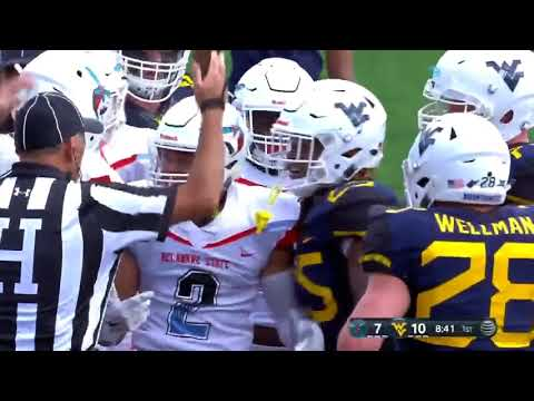 Football: Delaware State Highlights | 9/16/17