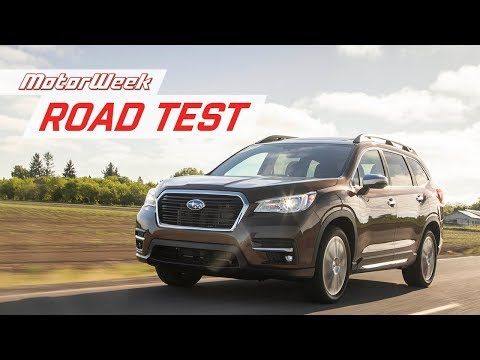 2019 Subaru Ascent | Road Test