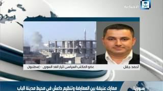 جقل: الهدنة هشة جدا ..  ووقف اطلاق النار الحالي لم يلتزم به النظام السوري والميليشيات الإيرانية