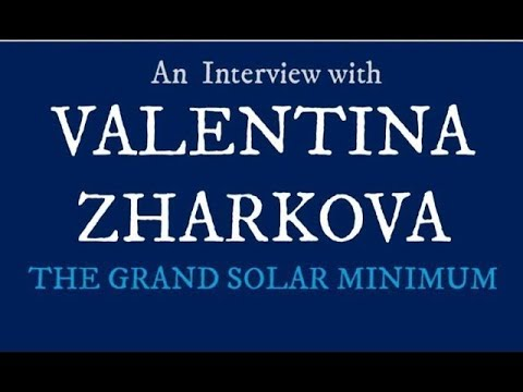 Valentina Zharkova One of the Most IMPORTANT GSM Interviews EVER - The Grand Solar Minimum Channel