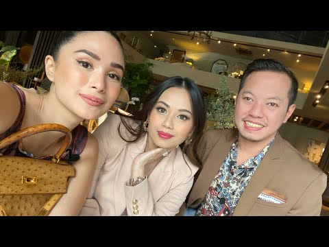 COME HOME SHOPPING WITH ME AND MY FRIENDS | Heart Evangelista