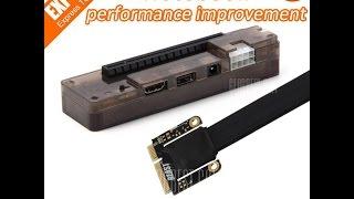Подключение внешней видеокарты к ноутбуку: адаптеры USB 3, Thunderbolt и другие переходники