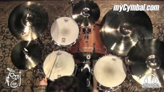 [4.65 MB] Sabian AAX Praise & Worship Cymbal Box Set - Played by Shawn Zorn (PW1-1020616OO)