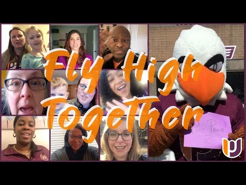 Eagles Fly High Together   A Message from the Post University Family