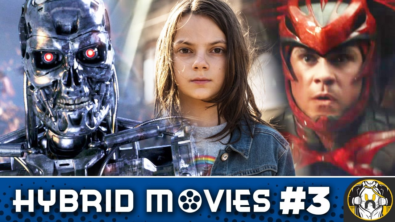 New Logan Rangers Trailers The Terminator Reboot Hybrid Movies 3 You
