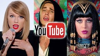 All Music Videos With +1 Billion Views