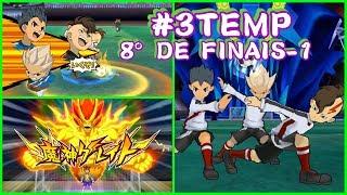 ☠ Inazuma GO Strikers 2013 ☠ 3º TEMPORADA # OITAVAS DE FINAIS # 1 JOGO
