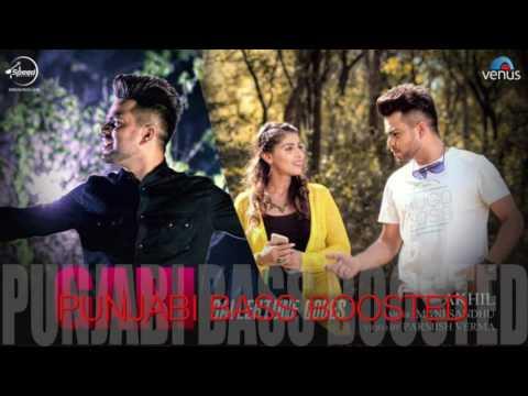 Gani [Bass Boosted] | Akhil Feat Manni Sandhu | Latest Punjabi Song 2016