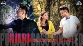Gani [Bass Boosted] | Akhil Feat Manni Sandhu | Latest Punjabi Song 2016