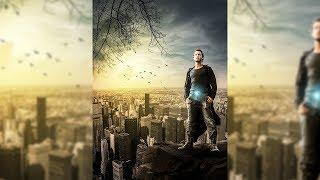 The City Hero - Movie Poster Design   Photo Manipulation   Photoshop Tutorial