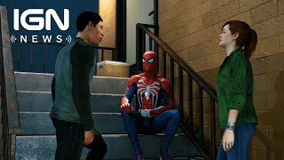 Uncharted, Final Fantasy Actor Joins Spider-Man PS4 - IGN News