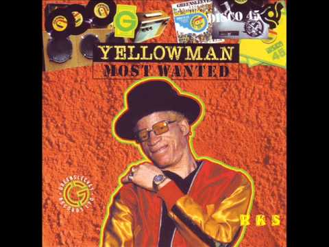 Yellowman Most Wanted Album Mix