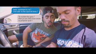 DJ LAMECHE - Tya Coulé (LOL) Feat SEUM (Clip officiel)
