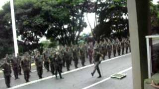 4 Regiao militar cmdo 2010, Exercito.