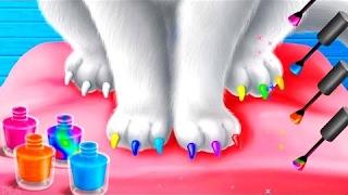 Fun Animals Pet Care - pet toilet training & doctor kids games - Baby Gameplay