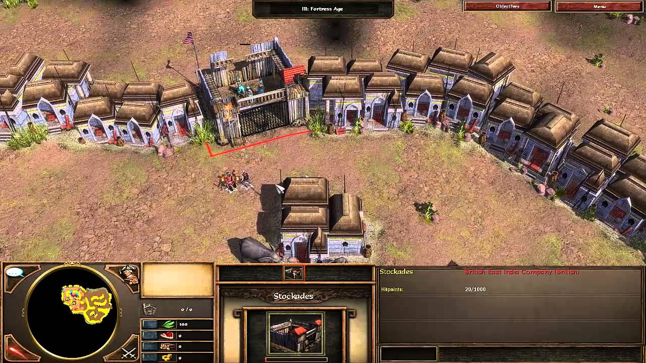 Age of empires three the asian