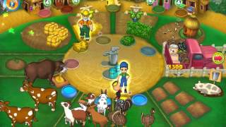 Farm Mania 2 - Level 50 & 51 (Arcade Mode)