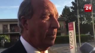 Giampiero Ventura a Perugia: «Nazionale? Solo voci. Azzurri sorpresa dell'Europeo»