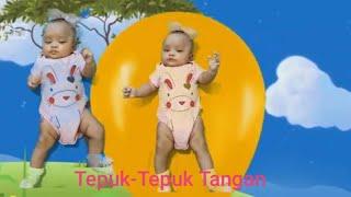 Baby Saibah Tepuk-Tepuk Tangan Suka-Suka